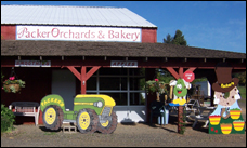 Packer Orchards and Cookie Stop Bakery